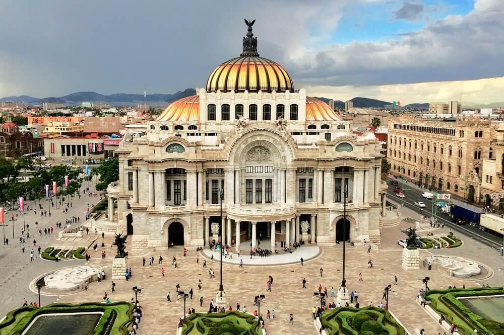 Mexico - To teach English