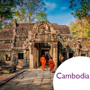 TEFL Courses to teach English in Cambodia