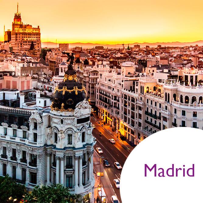 TEACH IN MADRID, SPAIN