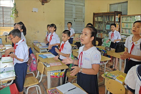 choose TEFL in Vietnam