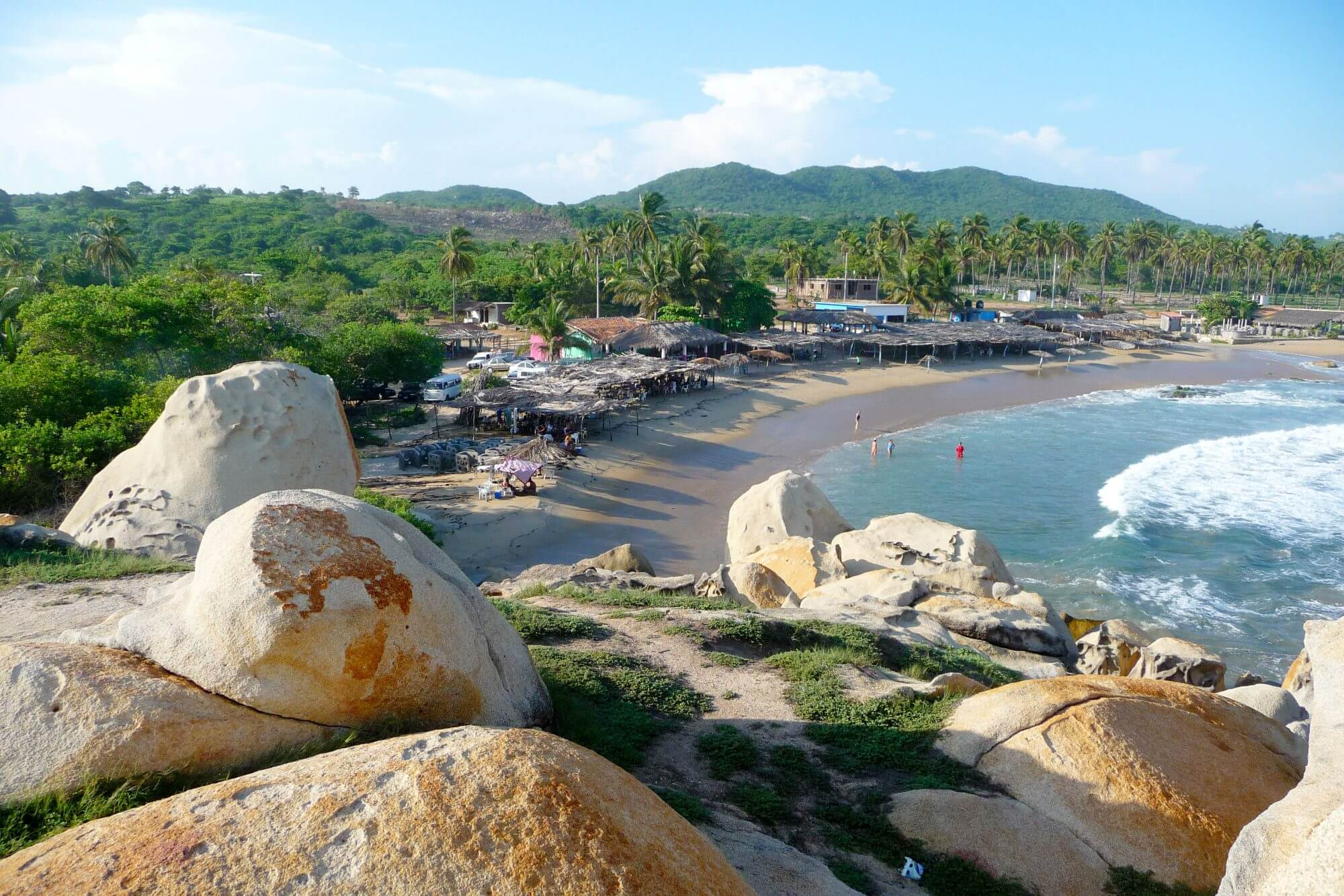 top five places to visit in Mexico