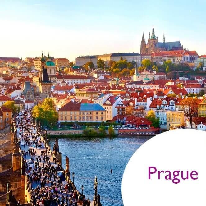 TEACH IN PRAGUE