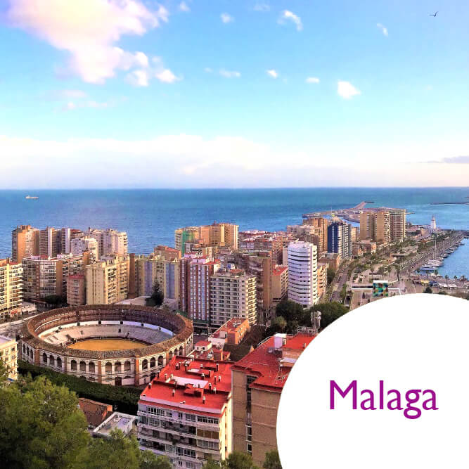 TEACH IN MALAGA, SPAIN