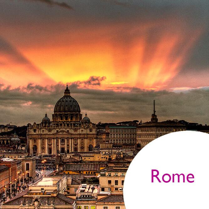 TEACH IN ROME, ITALY