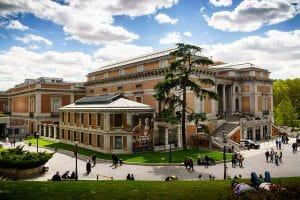 Top five places to visit in Madrid - El Prado