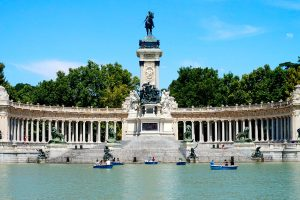 Top five places to visit in Madrid - Retiro
