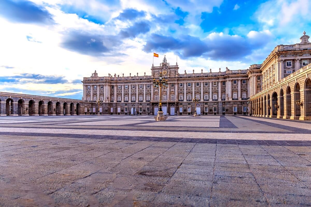 Top five places to visit in Madrid