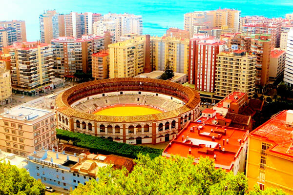 Teach English in Malaga