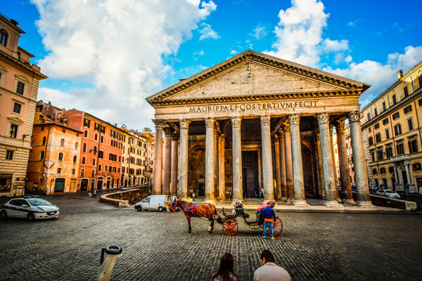 Teach English in Rome, Italy