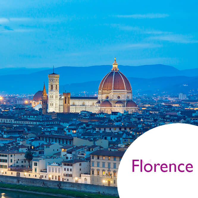 TEACH IN FLORENCE, ITALY