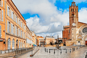 24 hours in Toulouse Teaching English in Europe