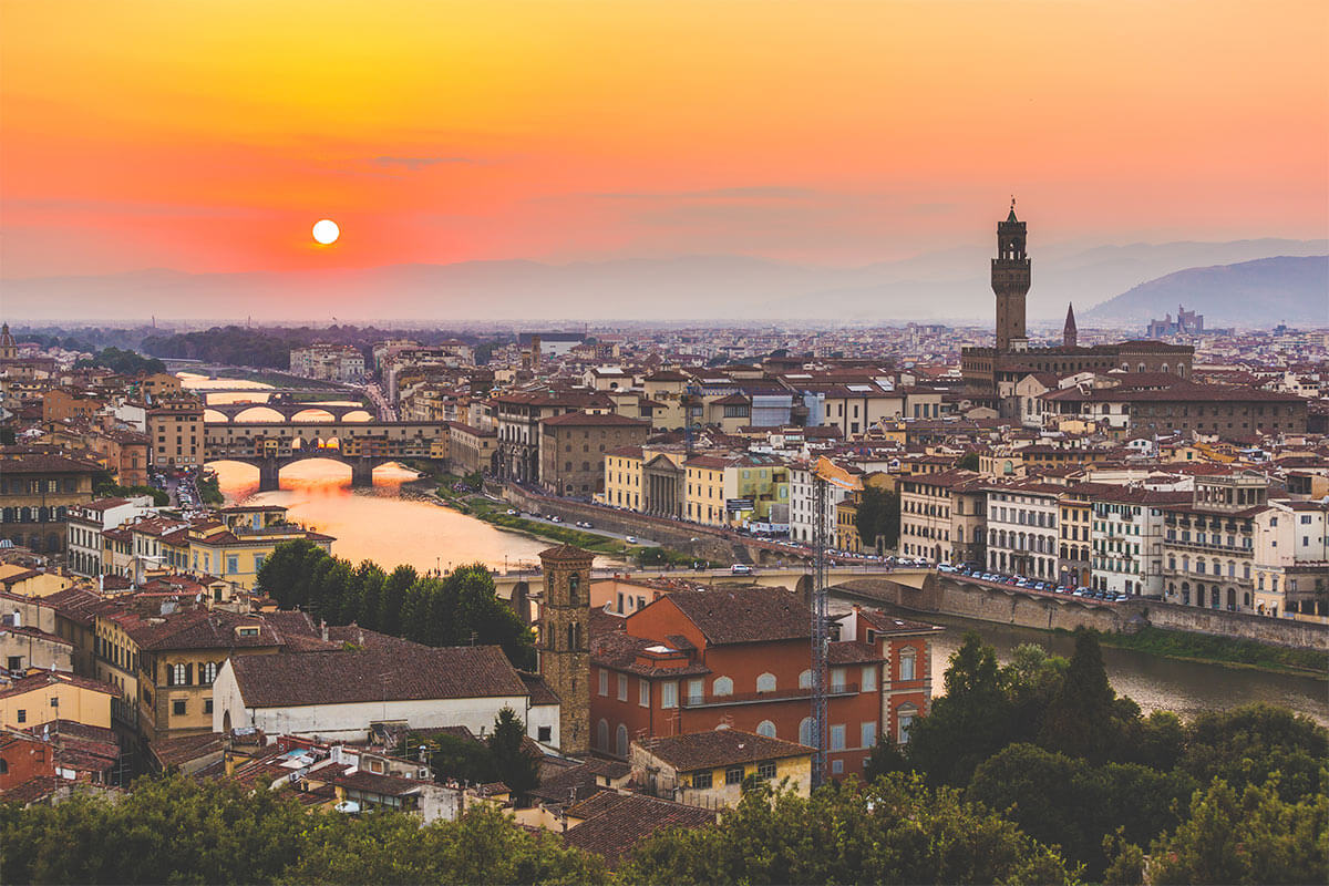 A year in Florence