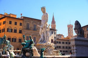 Burst your creativity in Florence
