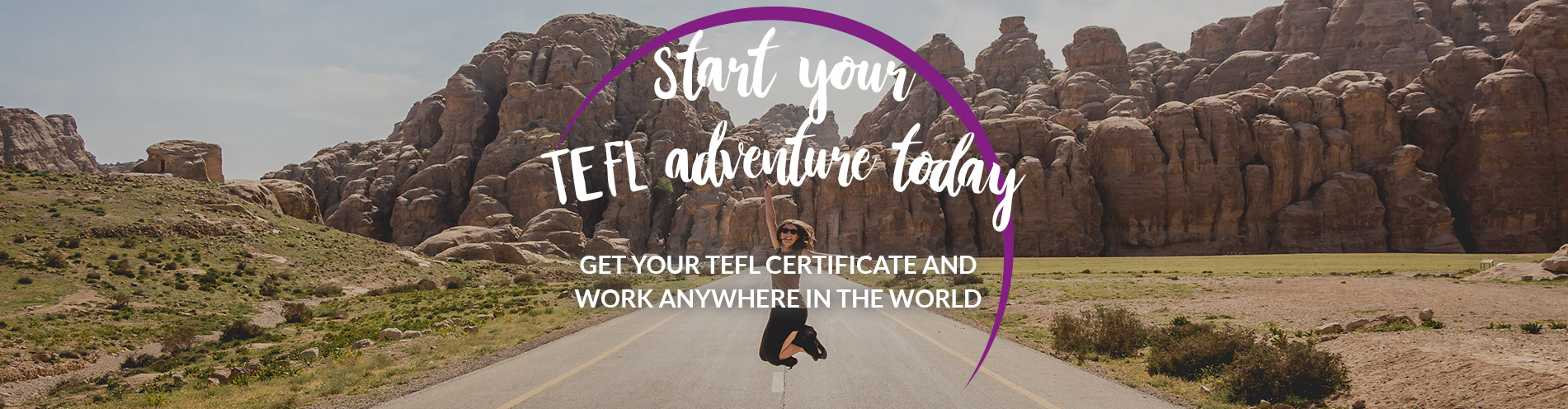 Start your TEFL adventure today