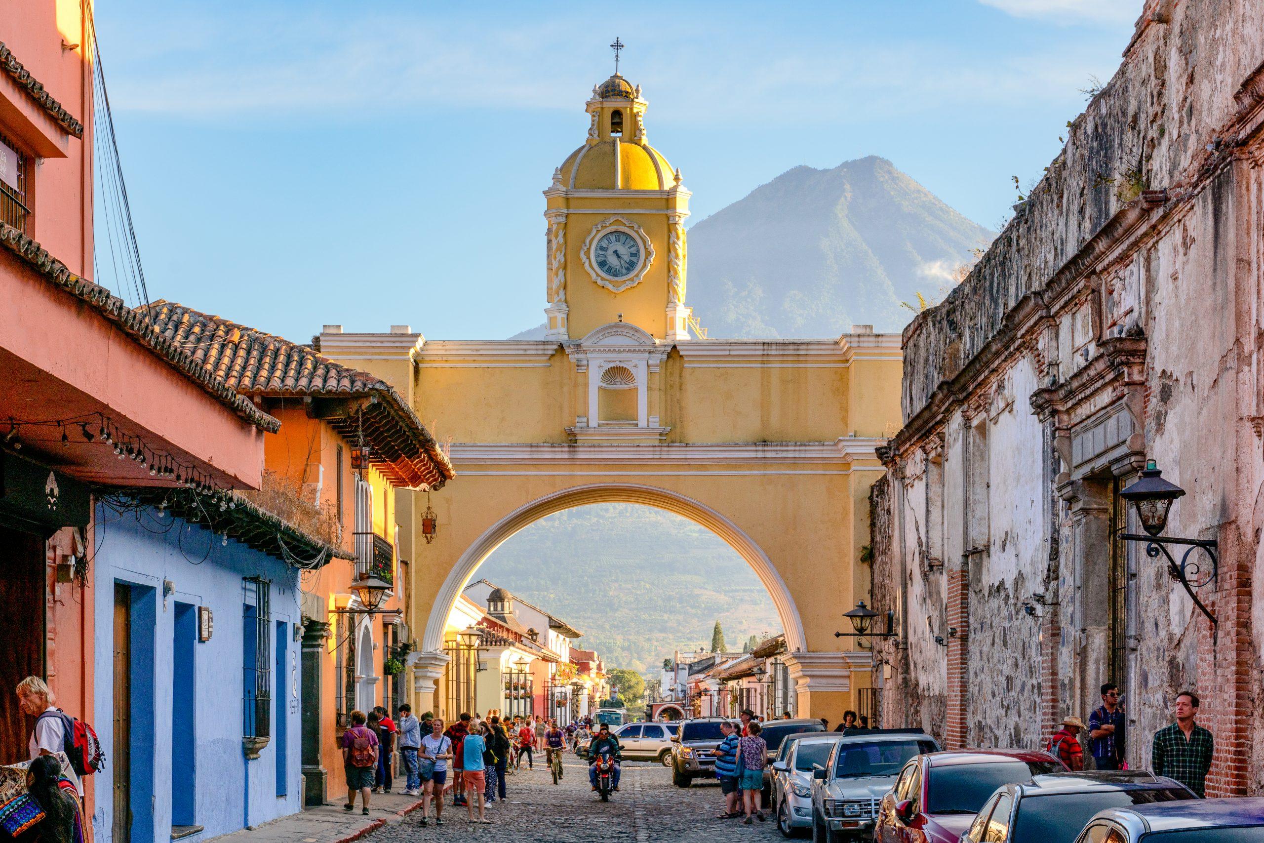 teach English in Guatemala