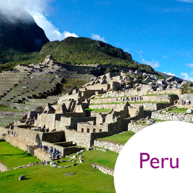 TEACH IN PERU
