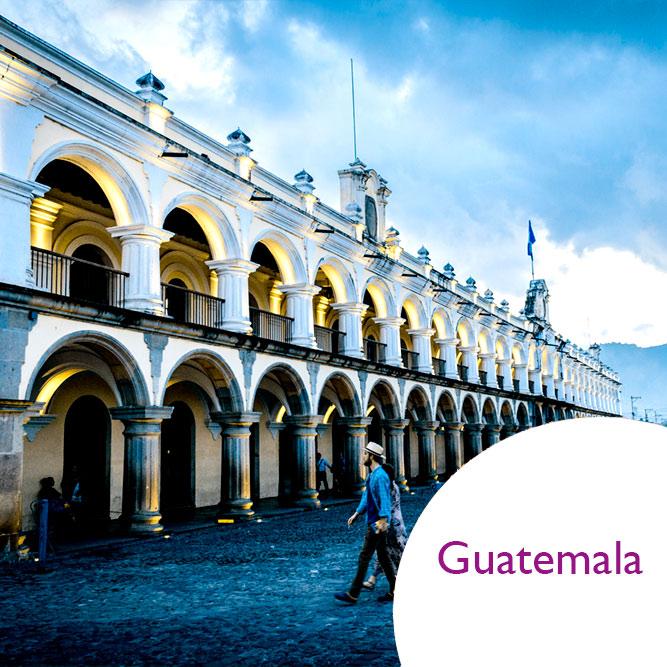 TEACH IN GUATEMALA